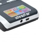 "Ideastar Photo Bank 2.5"" SATA USB OTG HDD Enclosure w/ CF, MS, XD, SD, MMC, Ms Duo, Micro SD - Black"