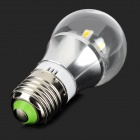 ZHISHUNJIA E27 5W 450lm 10-SMD 5730 LED Warm White Light Bulb (AC 85~265V)