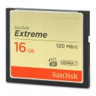 Sandisk Extreme CompactFlash 800X 16GB CF Card