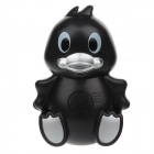 AD0981 Duck Style Body Massager - Black (3 x AAA)