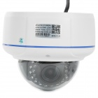 ZONEWAY ZW-NC857MV 1080P CMOS 2.0MP IP Camera w/ 30-LED IR Night Vision - White