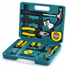 Household Hardware Tool Kit w/ Carrying Case (11PCS)
