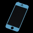 MOCOLL Premium Tempered Glass Screen Protector for Iphone 5 / 5s / 5c - Navy Blue