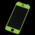 MOCOLL Premium Tempered Glass Screen Protector for Iphone 5 / 5s / 5c - Grass Green