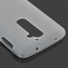 Anti-Slip Protective Frosted TPU Back Case for LG Optimus G2 / D801 / F320 - White