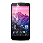 Protective Clear Screen Protector Film Guard for LG Nexus 5 - Transparent