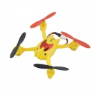 A131012001 Four-Channel Four Axial R/C Remote Control Aircraft - Yellow