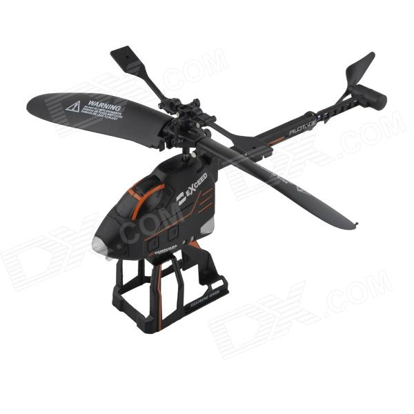 A131119001 2.5-CH Mini Folding R/C Helicopter - Black