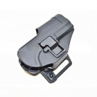 PVC Gun Holsters for USP Pistol - Black
