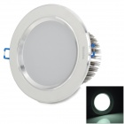 18W 570LM 9W 7500K 18-5630 LED Cool White Light Deckenleuchte - Weiß (AC 100-240V)