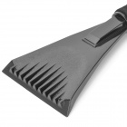 Plastic Ice Snow Scraper for Car - Black