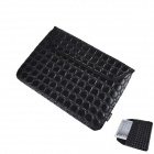 "LSS S017A Stylish Portable Protective Soft Sleeve Case Bag for 13.3"" Laptop Notebook - Black"