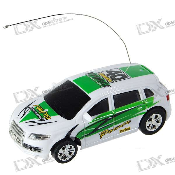 Mini Rechargeable R/C Model Racing Car - Diamond (40MHz)