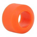 OQsport DIY Bike Silicone Handlebar Grip Ring - Orange