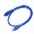 ULT-unite ULT-0217 All Copper USB 3.0 Male to Female Extension Cable - Blue (150cm)
