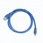 ULT-unite ULT-0302 USB 3.0 Male to Mini 10-Pin T Type USB 3.0 Advanced Data Cable - Blue (150cm)