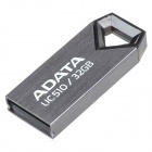 ADATA UC510 Aluminum USB 2.0 Flash Drive - Grey (32GB)