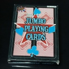 Large Poker Cards - Multicolored