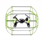 Hengdi HM1306 4-CH Skywalker 2.4Ghz Stunt Climbing Wall / Rolling on the Floor/Ceiling RC Quadcopter