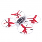 SYMA X3 2.4G 360 Degree Flip 4-CH 4-Axis Helicopter Rotor IR R/C Aircraft Toy - White + Red + Black