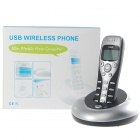 Wireless Digital 2.4GHz USB Skype Phone