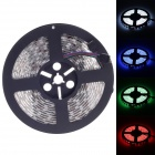ZHUOYAO Waterproof 18W 2100lm 300 x SMD 3528 LED RGB Decoration Light Strip - (DC 12V / 5M)