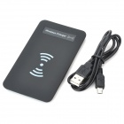 Qi Standard Mobile Wireless Power- Charger - Musta