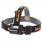 MAGICSHINE Headlamp Strap - Orange + Black
