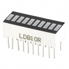 "0.3"" Red Light 10-Section LED Audio Power Display Module for Arduino"