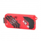 PICKIT2 Offline / Programming / Stimulation Microcontroller - Red