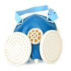 JiaHui Dust-Proof Anti-Particulate Protection Face Mask - Blue + White