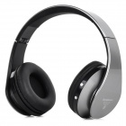 KG-5012 KG-5012 Multifunctional Folding Bluetooth V3.0 Headset w/ Microphone / TF / FM - Silver