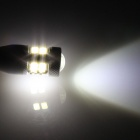 T15 / T13 / 921 5W 300lm 8 x SMD 5630 LED + 1-LED White Car Clearance lâmpada / Side Light - (9 ~ 18V)