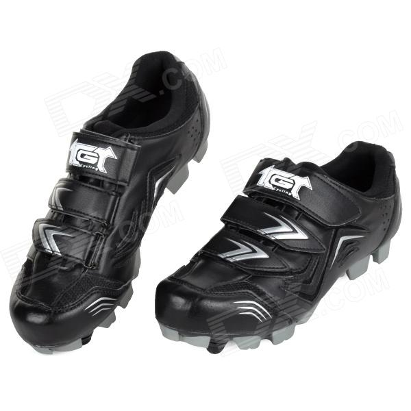 JAD SPO-108 Bicycle Breathable Shoes - Black (Size 40)