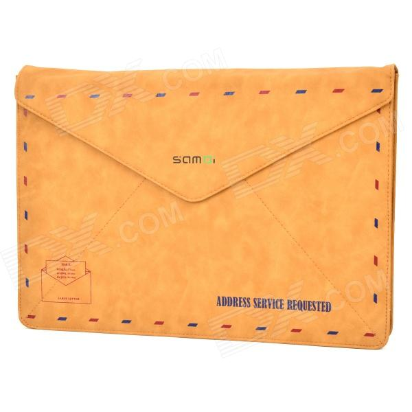 SAMDI Retro Envelope Style Protective Bag Case for 15