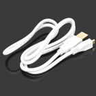 Apower-link D-D05 Universal USB Male to Micro USB Male Data Sync & Charging Cable - White (100cm)