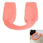Bathroom Toilet Seat Cover - Pink