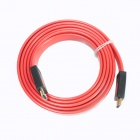 ULT-unite 4012-1440 Gold-plated 2K x 4K High Definition HDMI V1.4 Male to Male Cable - Red (200cm)