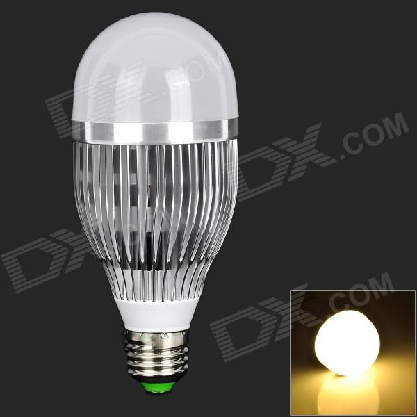 TOHDA TH-LEDJN-12N E27 12W 900lm 3500K 24-SMD 5730 LED Warm White Light Bulb (85~265V) lexing lx r7s 2 5w 410lm 7000k 12 5730 smd white light project lamp beige silver ac 85 265v