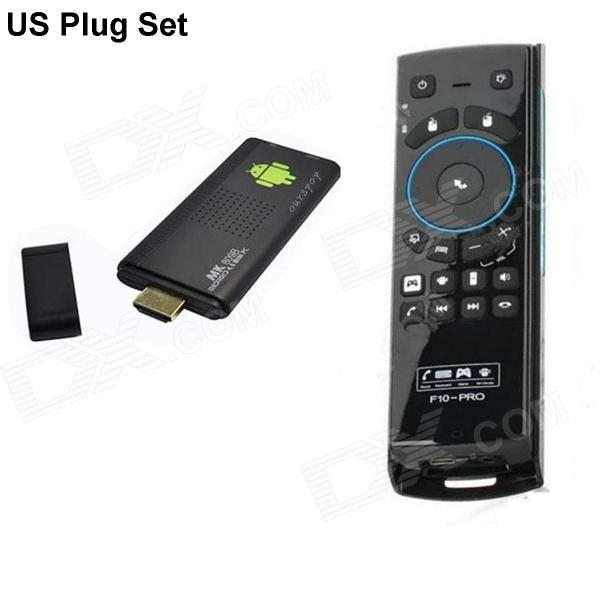 Ourspop M9B Quad-Core Android 4.2.2 Google TV Player w/ 2GB RAM, 8GB ROM + Mele F10-Pro Air Mouse лаки для ногтей с эффектами orly flash glam fx collection 468 цвет 468 rockets red glare variant hex name a4292b