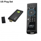 Buy Ourspop M9B Quad-Core Android 4.2.2 Google TV Player 2GB RAM, 8GB ROM + Mele F10-Pro Air Mouse