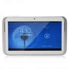 "CY-9009 9.0"" Android 4.2 Dual Core 3G Tablet PC w/ 512MB RAM, 4GB ROM, Camera, GPS - White + Silver"