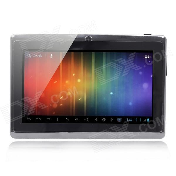 BENEVE CCDY19C1 7 LCD Android 4.1 Tablet PC w/ 512MB RAM / 4GB ROM / Dual-Camera / TF - Black processor description languages 1