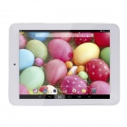 "CHUWI V8S 8"" TFT Quad Core Android 4.2 Tablet PC w/ 1GB RAM, 16GB ROM, G-sensor - White + Silver"