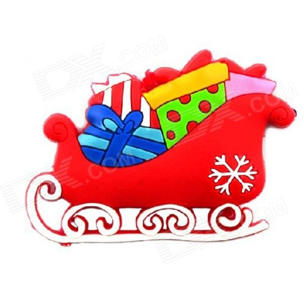 5.0 x 4.1cm Creative Fridge Magnet / Magnet Stickers / Christmas Gift Car - Multicolored