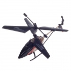 XINLIN SHIYE X123 3.5-CH R/C Infrared Control Helicopter - Black + Red