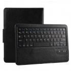 Detachable Bluetooth 64-Key Keyboard w/ PU Leather Case for Samsung Galaxy Note 10.1 (2014 Edition)