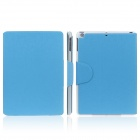 ENKAY ENK-3145 Protective PU Leather Case Stand w/ Card Slot / Auto Sleep for Ipad AIR - Light Blue