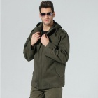 Free Knight Germany Style Military Ski-wear Jacket - Army Green (Size XXL)