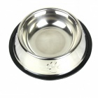 Stainless Steel Dog Bowl -Silver (Size-L / 1000mL)